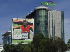 Safaricom HQ