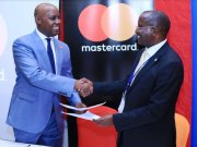 Mastercard partners with Centinary Bank