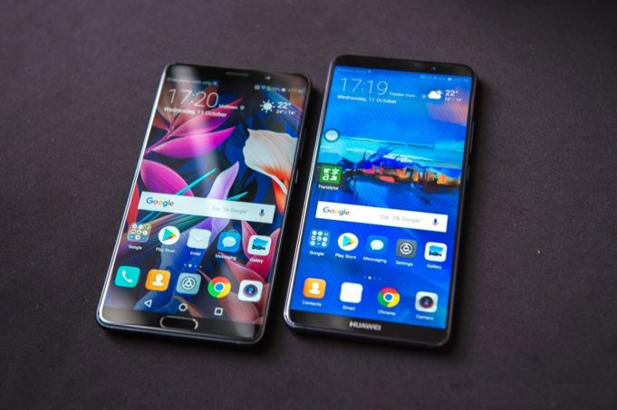 Mate 10 and Mate 10 Pro