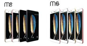 Pixan M6 and M8 Ugandan smartphones