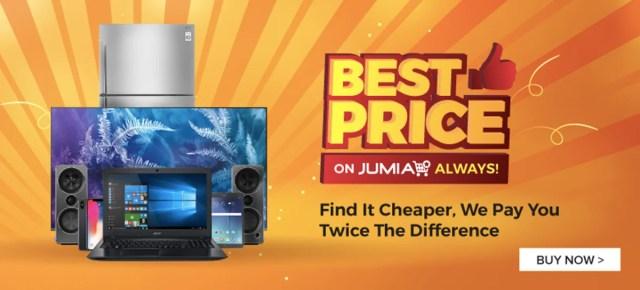 Jumia Best Prices