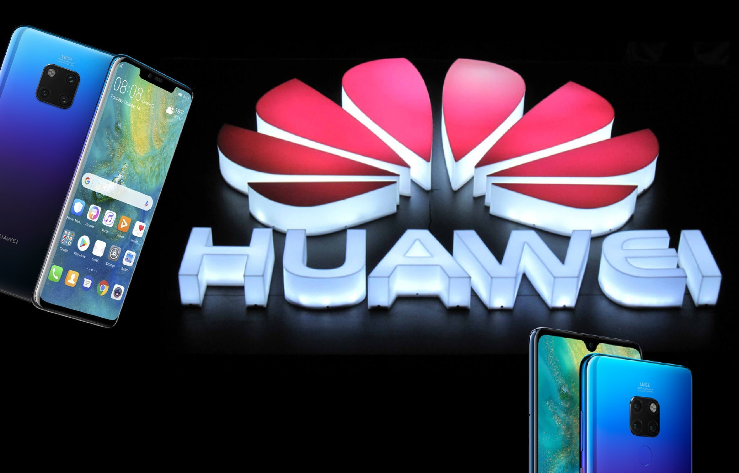 Hongmeng: This is Huawei's back up mobile Operating System