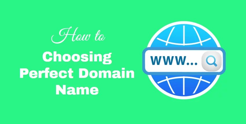 Choosing a Domain Name for a Personal Website