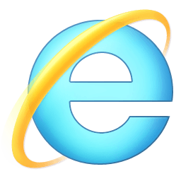 How To Get Back The Old Internet Explorer 8 Logo In Ie9