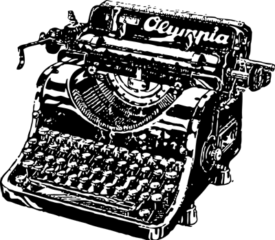 Retro Friday: The Sound Of Typing