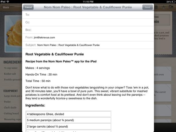 Nom Nom Paleo App Review