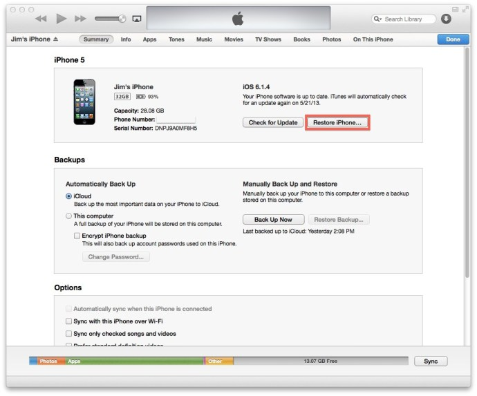 How to Erase an iPhone, iPad, or iPod touch Before Sale or Trade