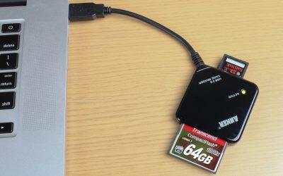 Anker Uspeed USB 3.0 Card Reader