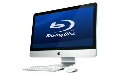 iMac Internal Blu-ray