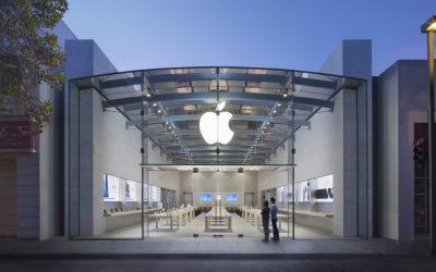 Apple Retail Revenue