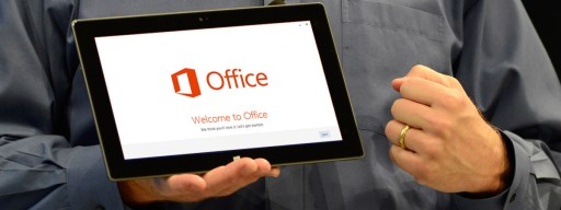 Office for x86 Tablets
