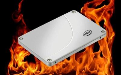 Intel Overclock SSD