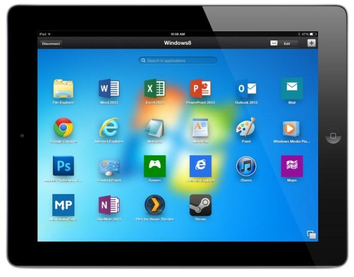 Parallels Access Review App Launcher