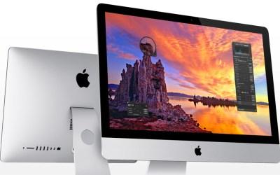 2013 iMac Update