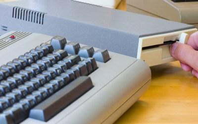 Internet Archive Vintage Software