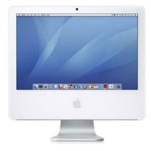 Upgrade 2006 iMac