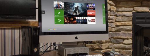 Target Display Mode iMac Xbox 360