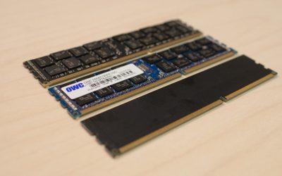 2013 Mac Pro RAM Upgrade Crucial OWC
