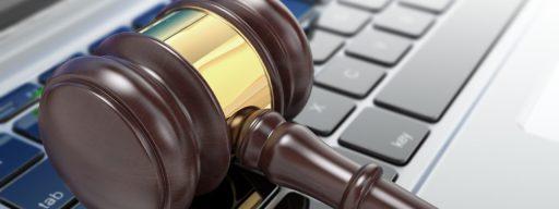 Gavel Laptop Lawsuit
