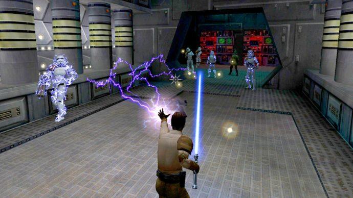 Jedi Knight II Jedi Outcast