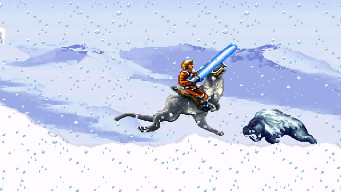 Super Empire Strikes Back SNES