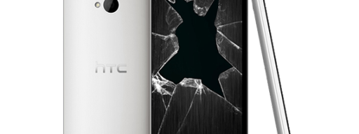 HTC-one-cracked-screen