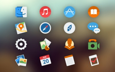Custom OS X Icons