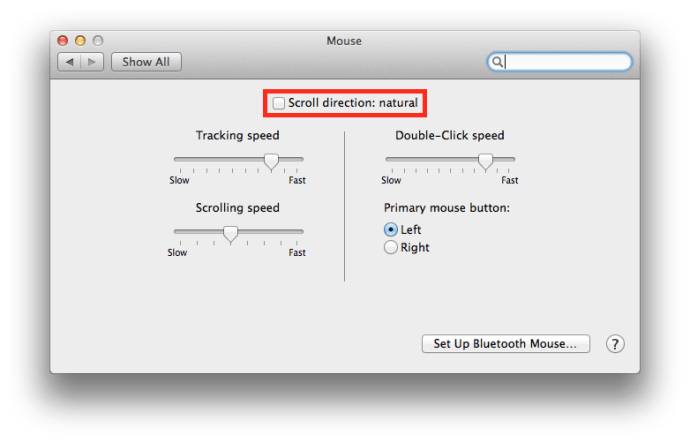 How to Reverse Trackpad and Mouse Scroll Direction in OS X
