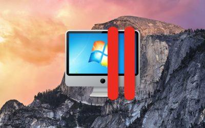 Parallels Desktop Yosemite