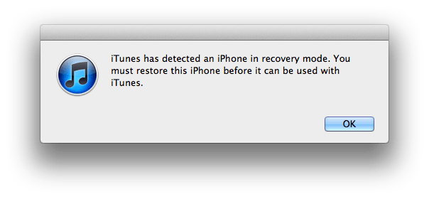 iPhone Recovery Mode: Recovery Mode Fix