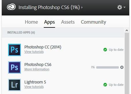 Previous Version Creative Cloud Photoshop