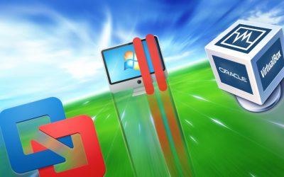 Parallels 10 Fusion 7 VirtualBox Benchmarks