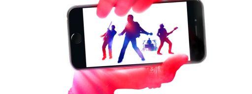 U2 Songs of Innocence iPhone