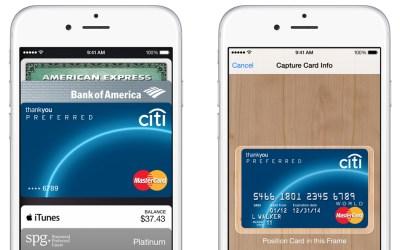 Apple Pay Passbook
