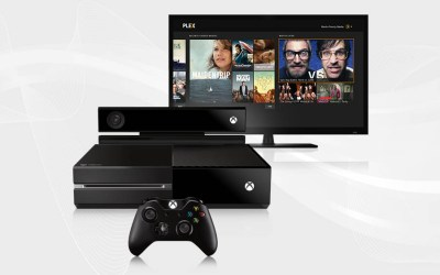 Plex for Xbox One