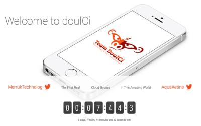 doulci activator username password