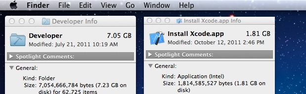 How to Uninstall Xcode on Mac OS X