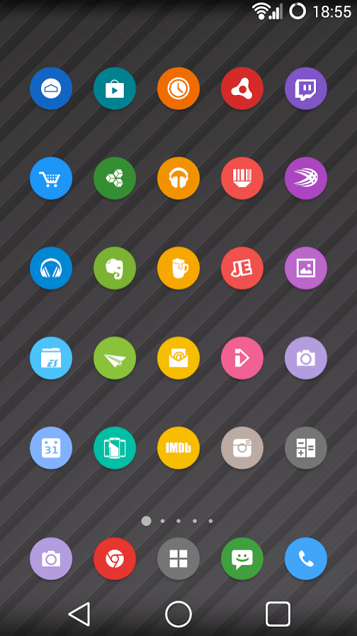 Best Android Icon Packs: Includes Free Icon Pack Downloads