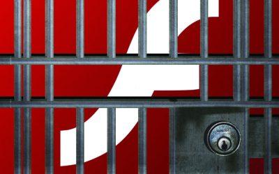 flash blocked jail mac os x