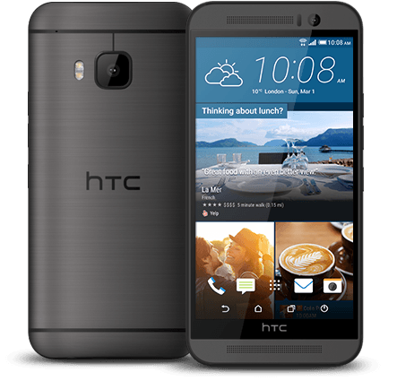 How To Reset Password On HTC One M9
