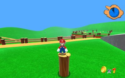 You Can Now Play Super Mario 64 in a Web Browser… Sort Of