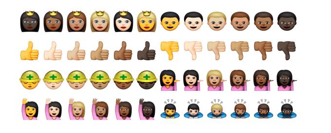 How To Change Emoji Skin Tone On Your Iphone Ipad Or Mac