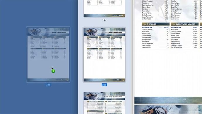 drag page pdf preview mac os x