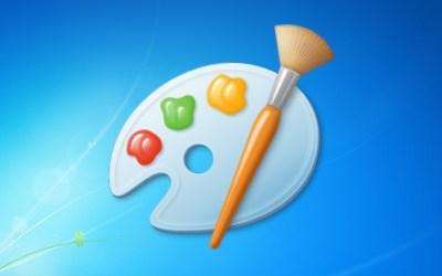 ms paint icon windows