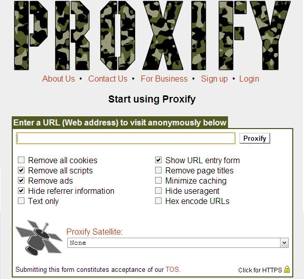 Best Free 2016 Proxy Server Website- Secure & Malware Free