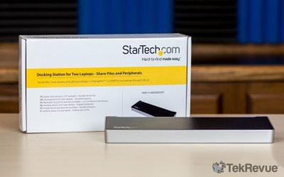 startech docking station usb 3.0 two laptops