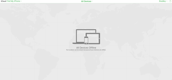 all-devices-offline-icloud