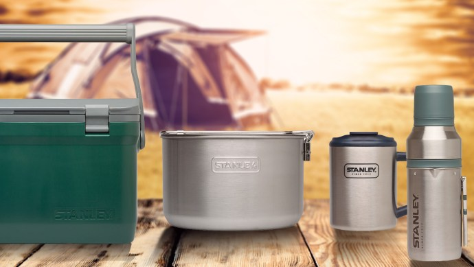 stanley products camping