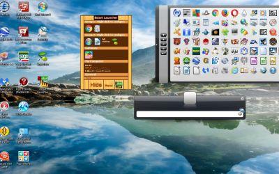 app launcher 10