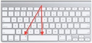 hit command and spacebar in os x